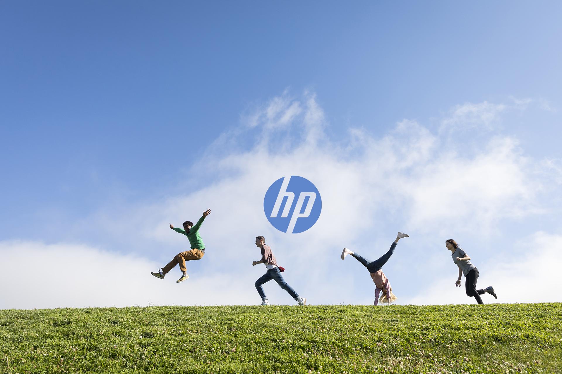 HP ambassadörer